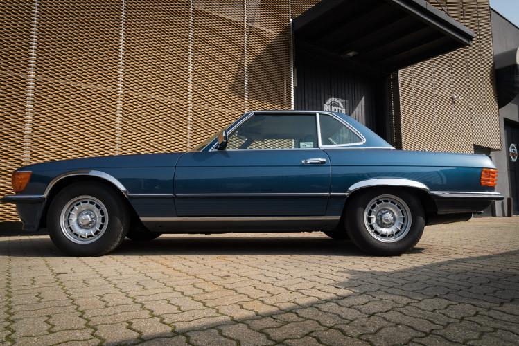 1979 Mercedes-Benz SL 500 7