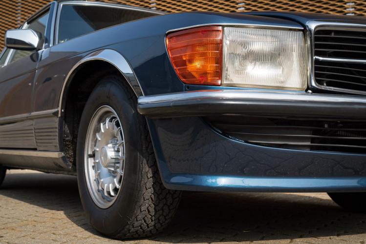 1979 Mercedes-Benz SL 500 13