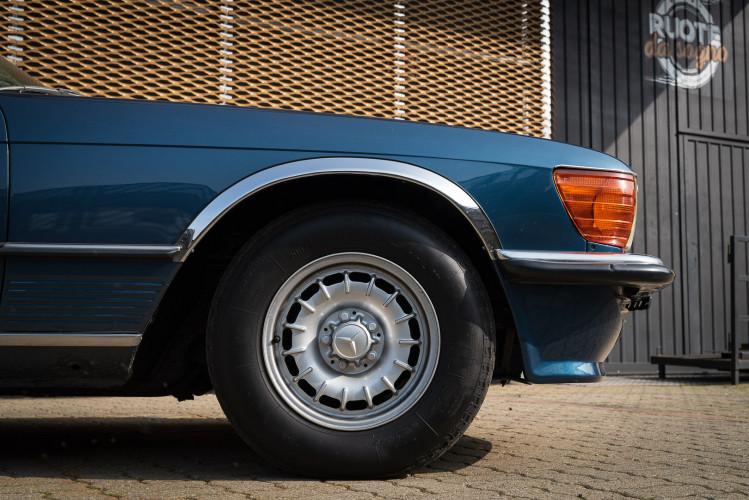 1979 Mercedes-Benz SL 500 16