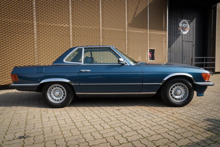 1979 Mercedes-Benz SL 500 6