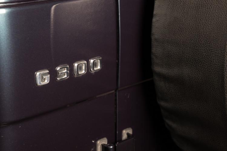 1997 Mercedes-Benz G 300 8