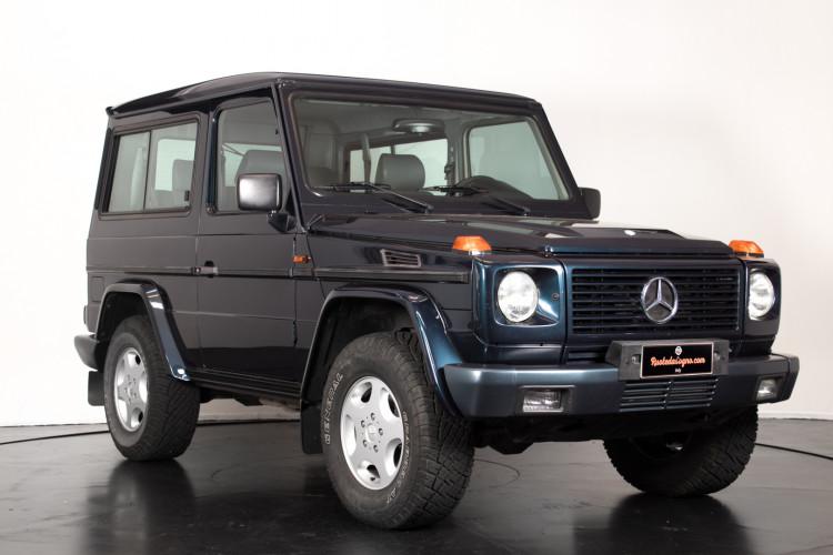 1997 Mercedes-Benz G 300 2