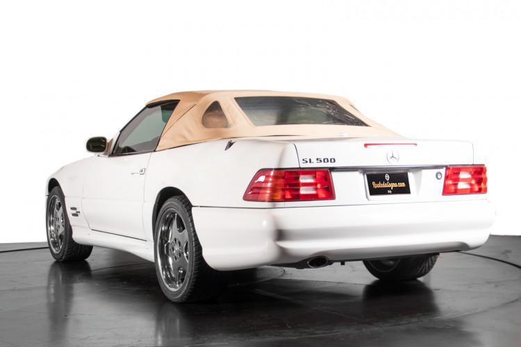 2000 Mercedes-Benz SL500 50