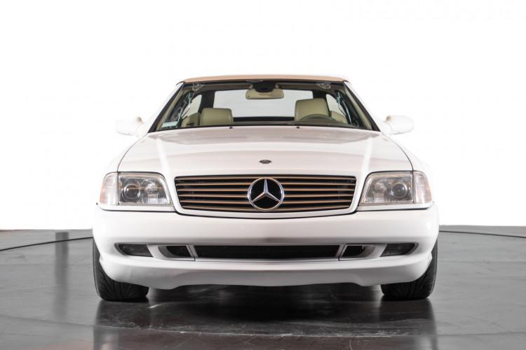 2000 Mercedes-Benz SL500 54