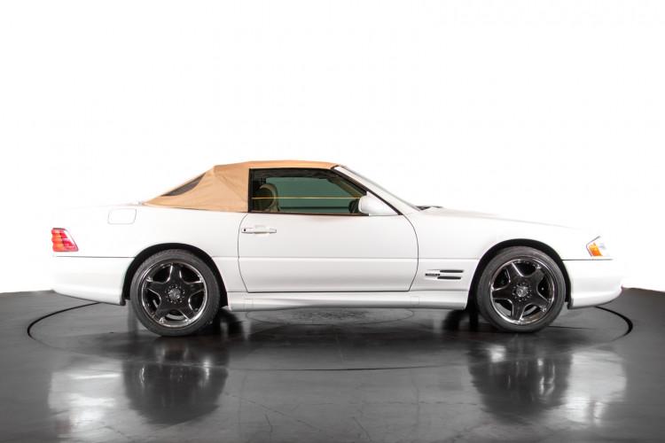 2000 Mercedes-Benz SL500 53