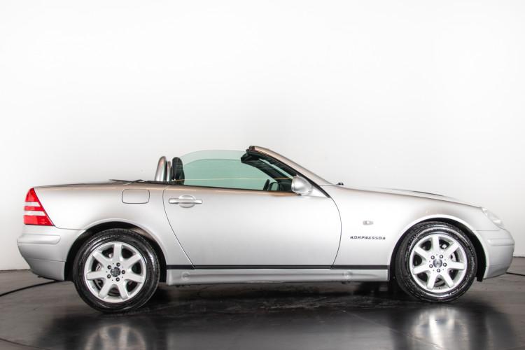 2000 Mercedes-Benz SLK 5