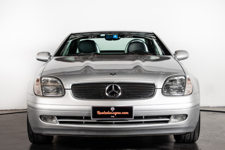 2000 Mercedes-Benz SLK 14