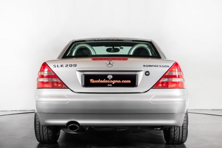 2000 Mercedes-Benz SLK 9