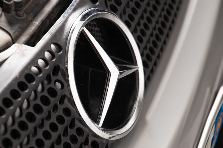 2000 Mercedes-Benz SLK 34