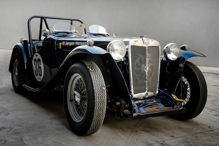 1946 MG TA 0