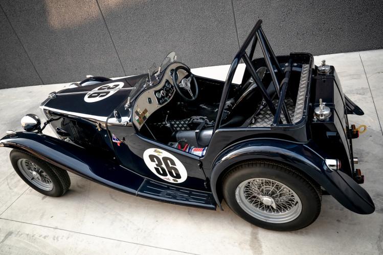 1946 MG TA 4