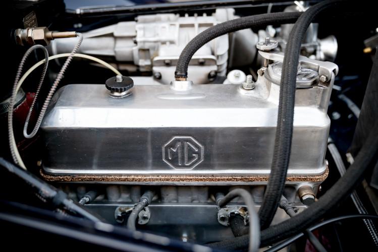 1946 MG TA 37