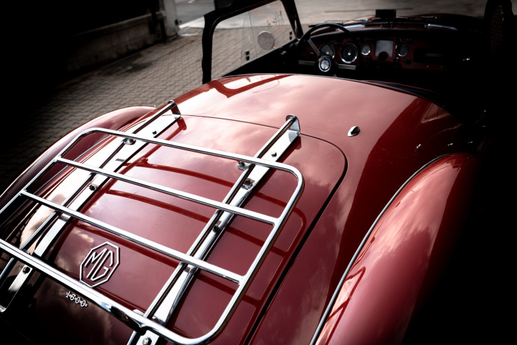 1961 MG A SPIDER 1600 9