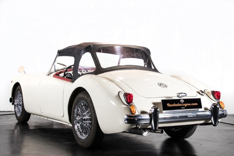 1956 MG A 2