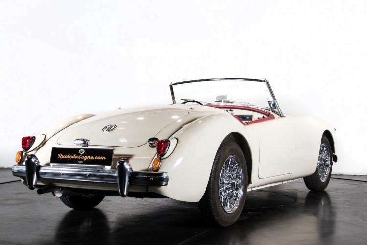 1956 MG A 12