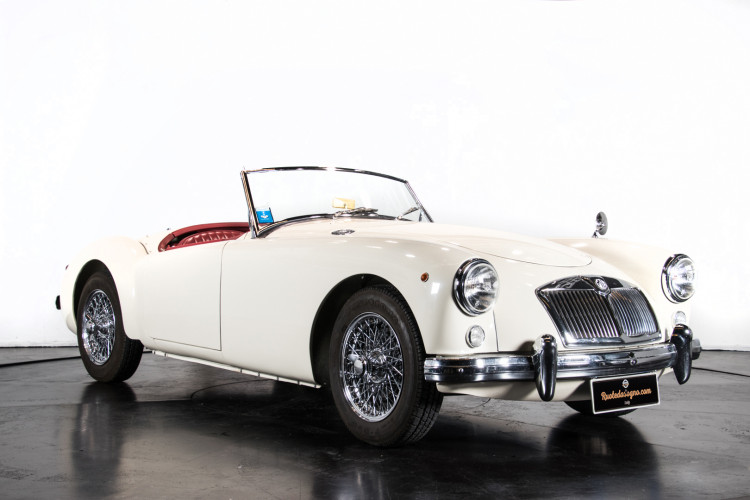 1956 MG A 14