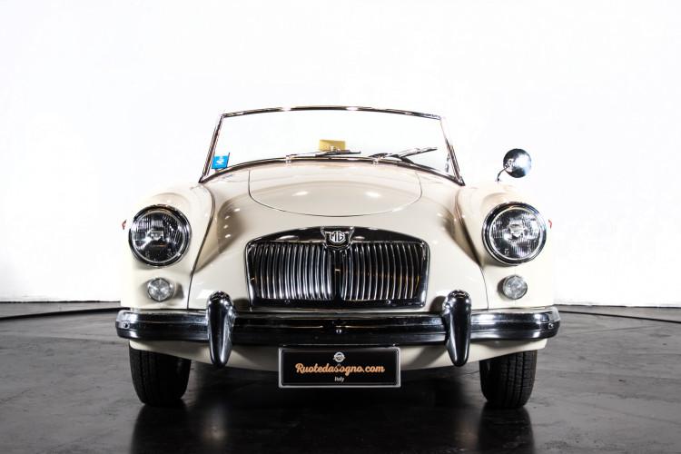 1956 MG A 15