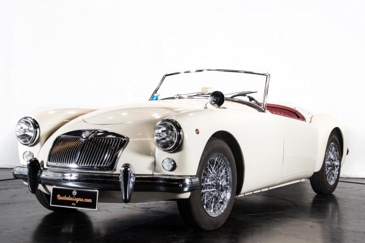 1956 MG A 8