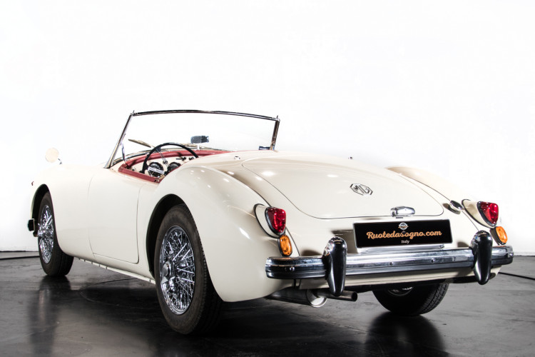 1956 MG A 10