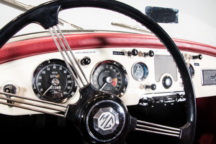 1956 MG A 29