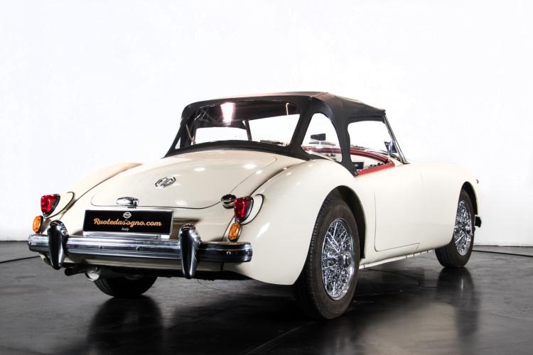 1956 MG A 4