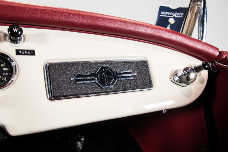 1956 MG A 27