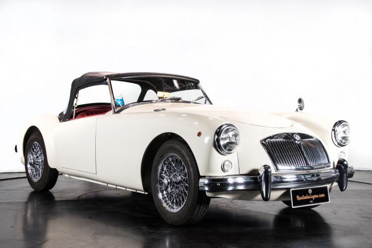 1956 MG A 6
