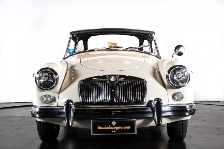 1956 MG A 7