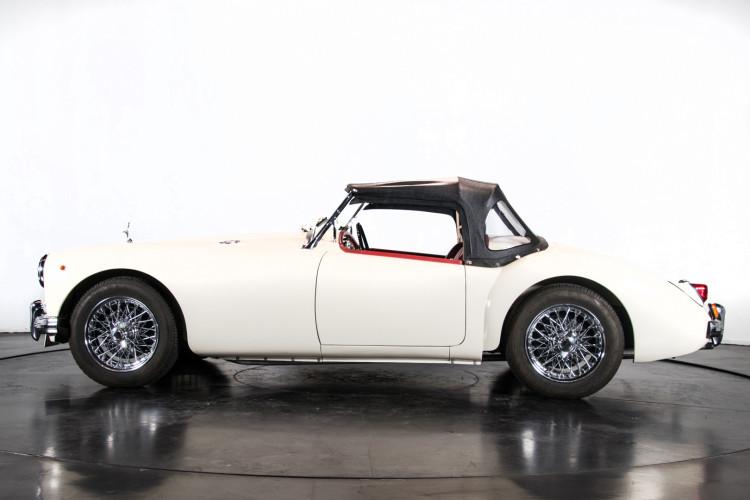 1956 MG A 1