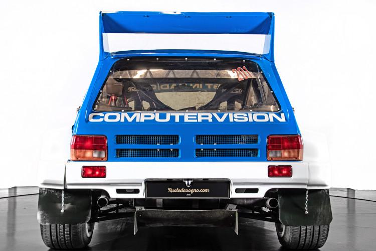 "1985 MG Metro 6R4 ""Gruppo B"" 5"