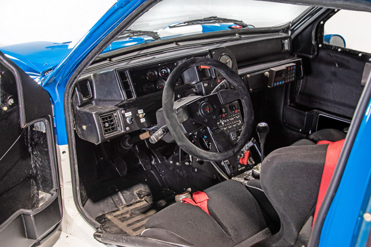 "1985 MG Metro 6R4 ""Gruppo B"" 29"