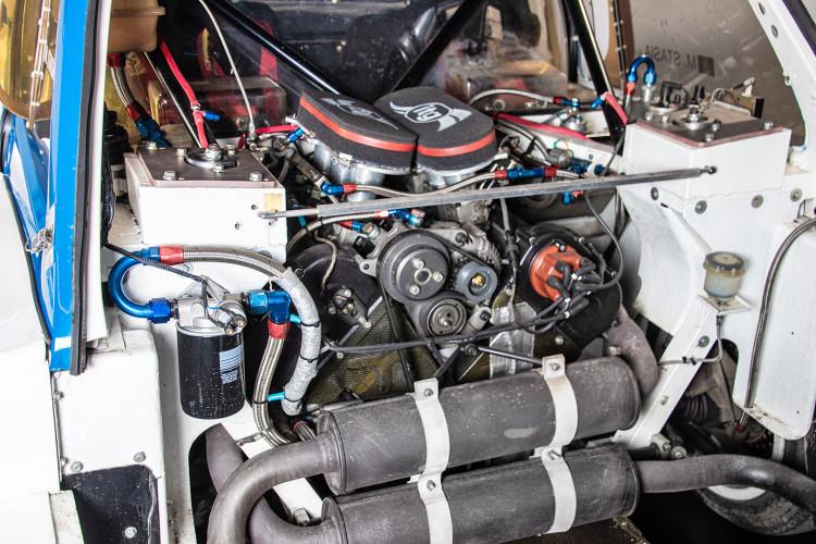 "1985 MG Metro 6R4 ""Gruppo B"" 45"