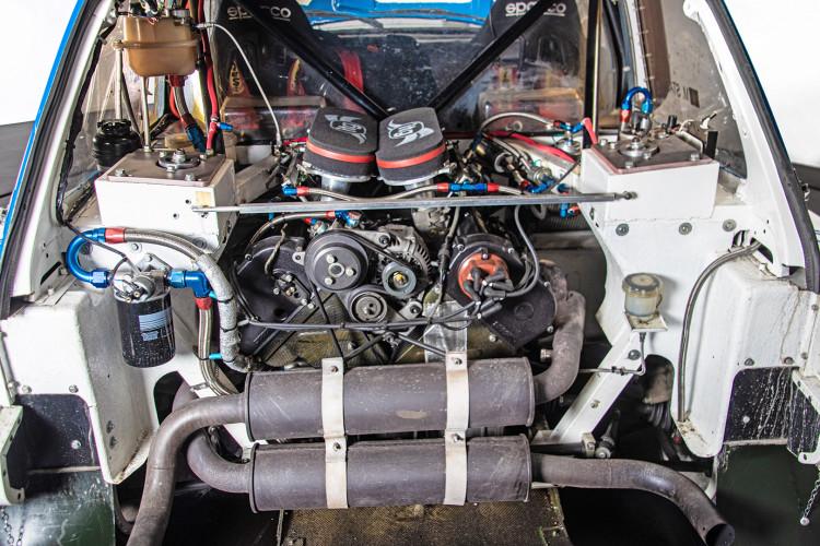 "1985 MG Metro 6R4 ""Gruppo B"" 53"