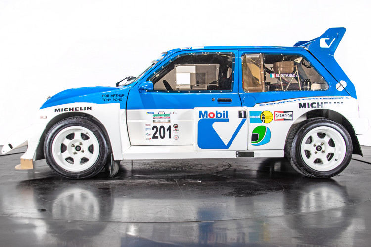 "1985 MG Metro 6R4 ""Gruppo B"" 7"