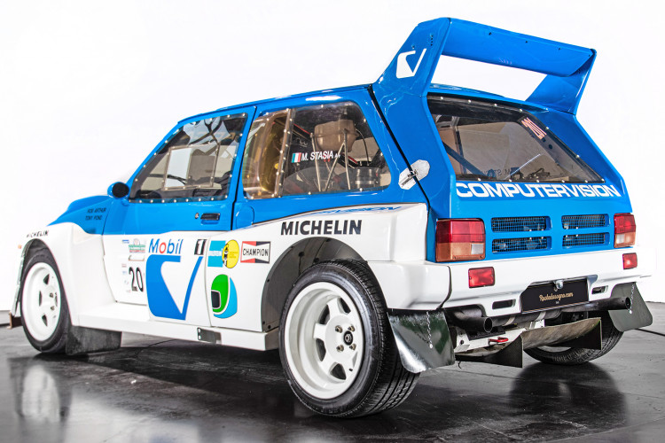 "1985 MG Metro 6R4 ""Gruppo B"" 6"
