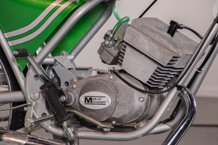 1975 Bonvicini Moto Jaguarino 50 9