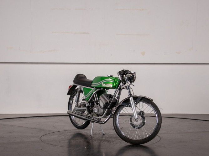1975 Bonvicini Moto Jaguarino 50 5