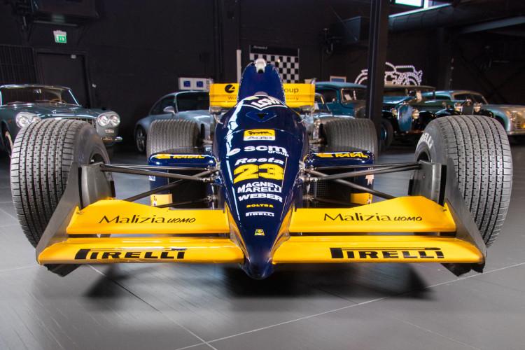 1988 Minardi F1 2
