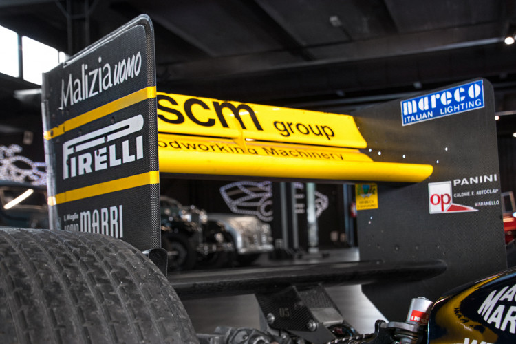 1988 Minardi F1 3