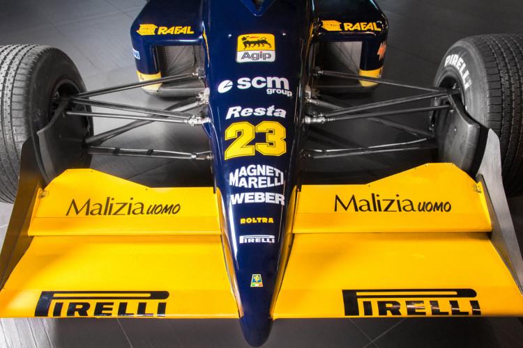 1988 Minardi F1 4