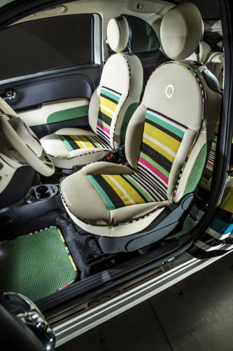 2018 FIAT 500C Hybrid Missoni 12