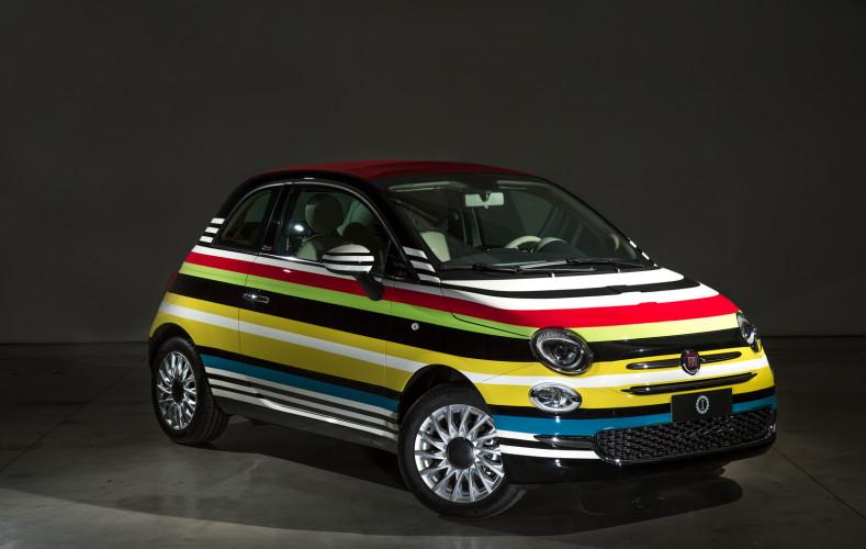 2018 FIAT 500C Hybrid Missoni 2