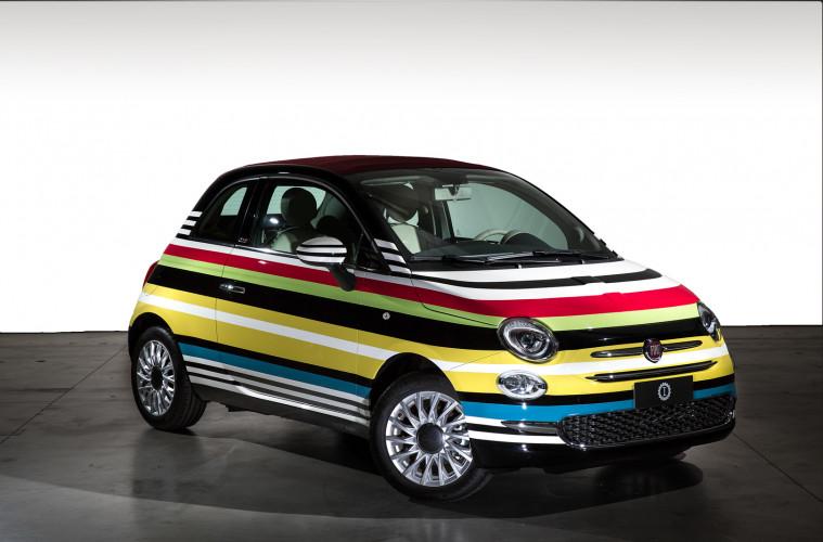 2018 FIAT 500C Hybrid Missoni 1