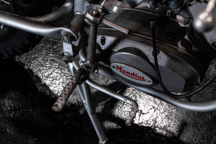 1971 Mondial 50 M4C 14