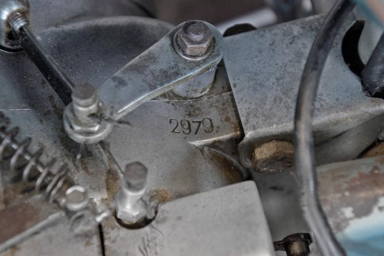1963 Mondial 48 5