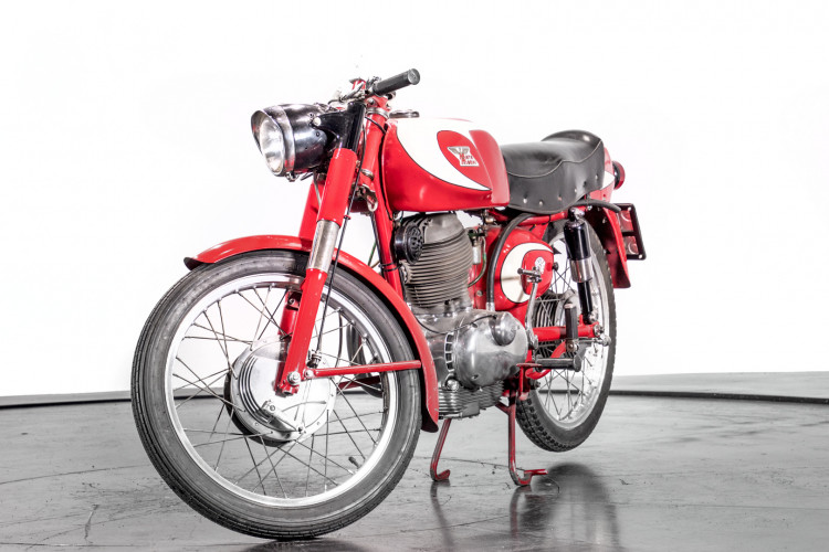 1957 Moto Morini 175 1