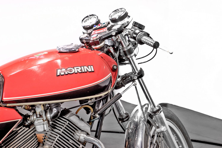1976 Moto Morini 350 SPORT A/3 22