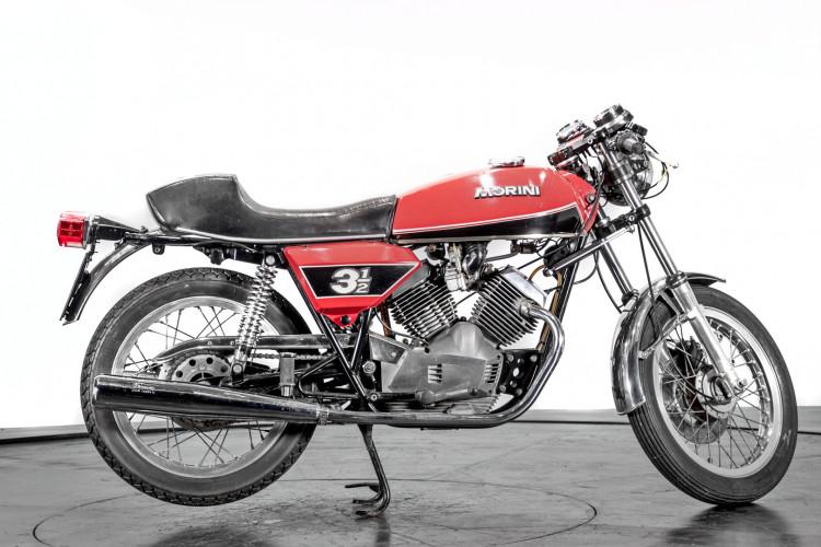 1976 Moto Morini 350 SPORT A/3 4
