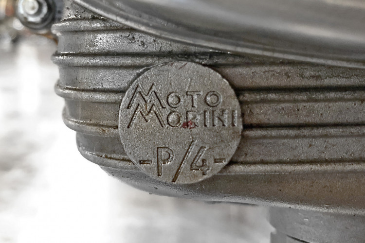 1972 Moto Morini Corsarino 50 13