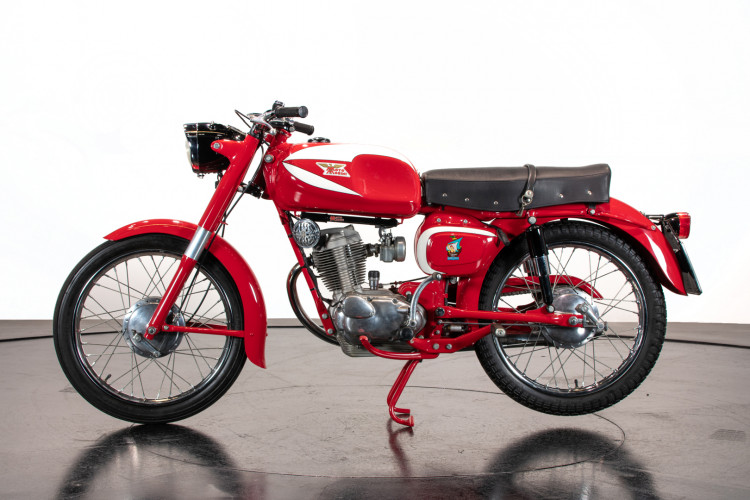 1966 Moto Morini Corsaro 125 0